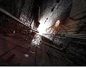 3D Underground Tunnel