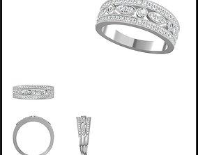 3D print model Affordable wedding rings metal file for 1
