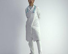 3D Scan Man Doctor 028
