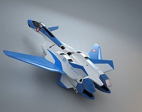 3D model YF19 Excalibur