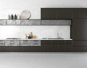 3D model kitchen interior house Kitchen