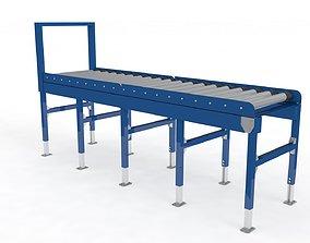 Conveyor for Warehouse 3D