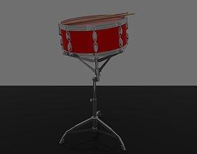 3D drum model