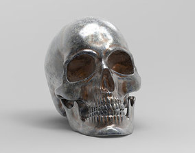 Separate anatomically correct human 3D printable model 3