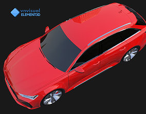 performance E3D - Audi RS6 Avant 2020