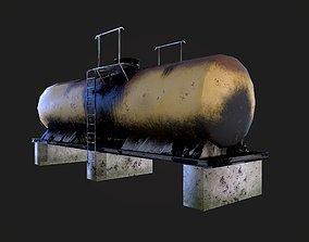 3D asset Reserve Tank