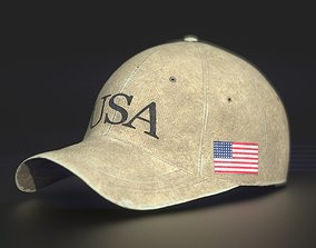 3D model USA CUP