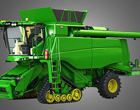 T560 Hillmaster Combine 3D model