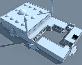 3D Arabic Mosque