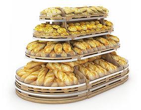 3D model Bread Rack