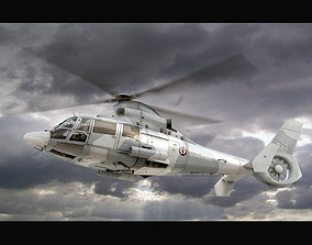 Eurocopter AS 565 Panther 3D