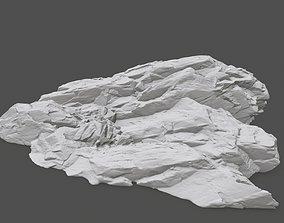 3D printable model rock 31