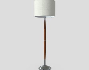 Standing Lamp 2 3D model