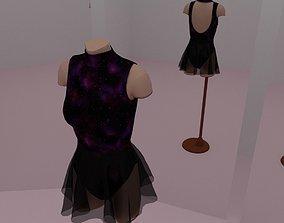 Sapce Ballerina 3D