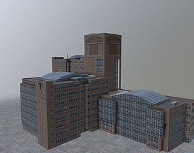 3D model Amsterdam Atrium