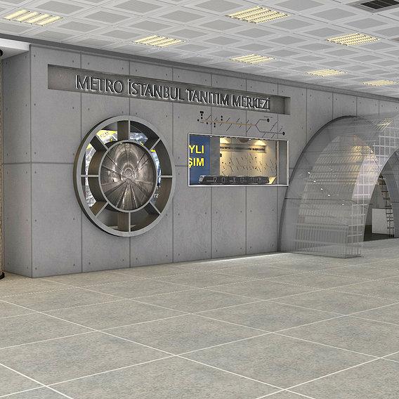 promotion center design