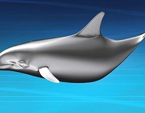 dolfine-fish-animal-seafish-sea 3D print model