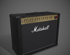 Marshall AMP DSL40CR 3D model