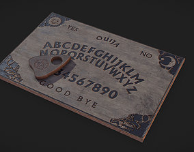 3D model Spirit Board - Ouija