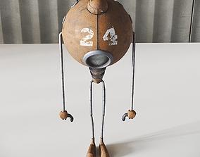 Ballbot 3D model