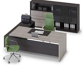 LAS ELITE executive table 3D