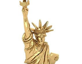 3D printable model 04 Statue of Liberty