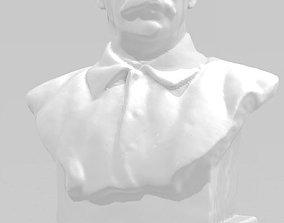 stalin bust 3D printable model