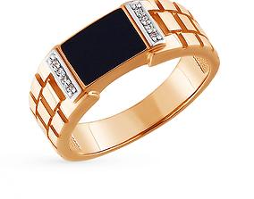 3D print model Black enamel wedding ring for men