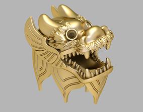 dragon free 3D printable model