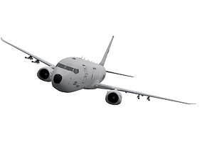3D model Boeing P-8 Poseidon