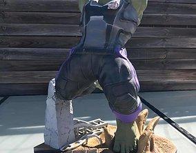 Hulk Avengers Endgame 3D print model