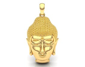 Budha Pendant 3D printable model
