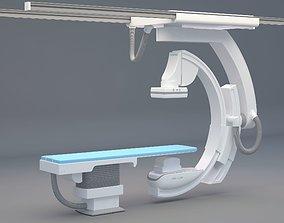 hospital 3D Siemens Healthcare Artis Q Ceiling scanner