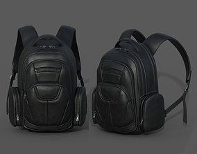 3D model Backpack Camping Generic military combat soldier