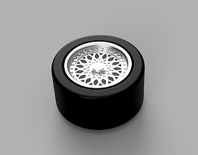 3D printable model Wheel BBS 15 inch - miniature scale 2