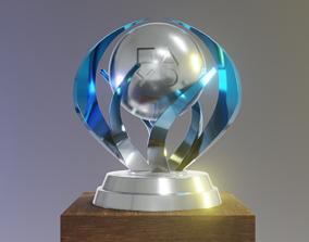 PS 4 Platinum 3D award