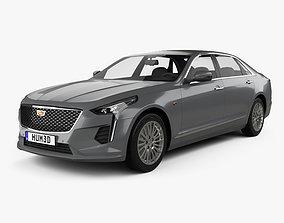 3D Cadillac CT6 CN-spec 2020