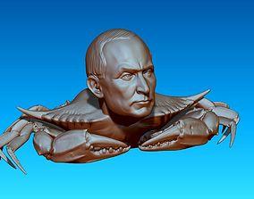 Putin Crab 3D printable model