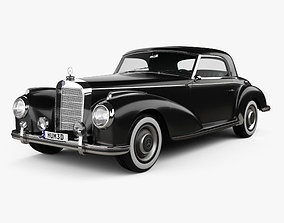 Mercedes-Benz 300 W188 S Coupe 1951 3D