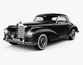 Mercedes-Benz 300 W188 S Coupe 1951 3D