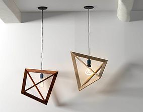 Lampframe Pendant Lamp 3D