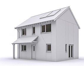 3D model Townhouse 05