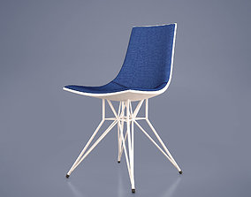 dining Audley Dining Chair by Modloft 3D model