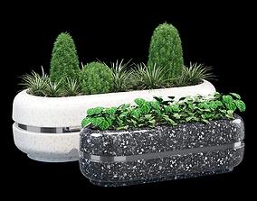 marble 3D model Cristina