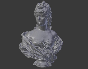 3D print model Akt scupture