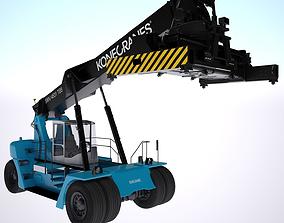 Crane Mobile Grab 3D model