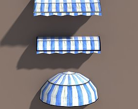 Awning Misc Architecture 3d Low poly VR / AR ready