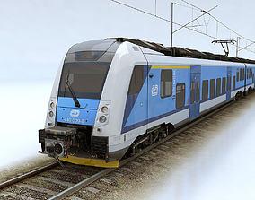 3D model Regio Panter train