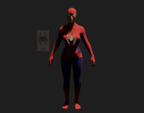 3D Spider girl dont use without permission