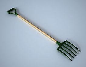 3D model Pitchfork